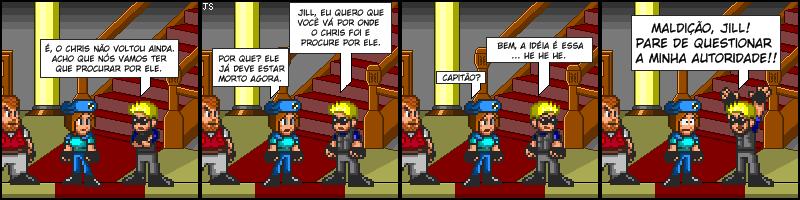 Tirinhas de Resident Evil 046