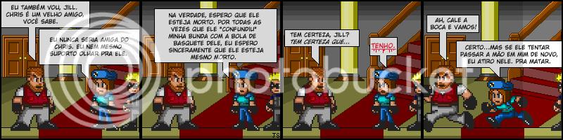 Tirinhas de Resident Evil 047