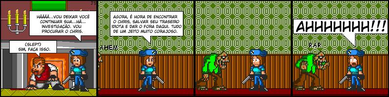 Tirinhas de Resident Evil 049