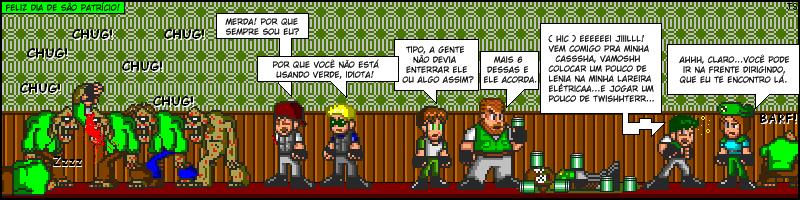 Tirinhas de Resident Evil 056