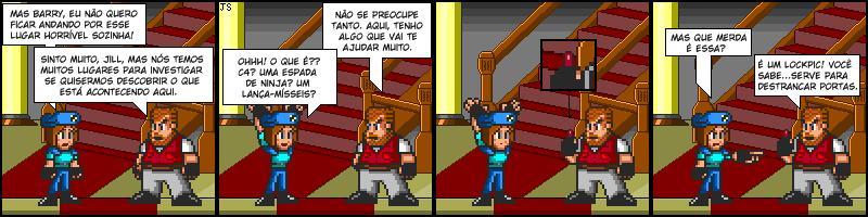 Tirinhas de Resident Evil 057