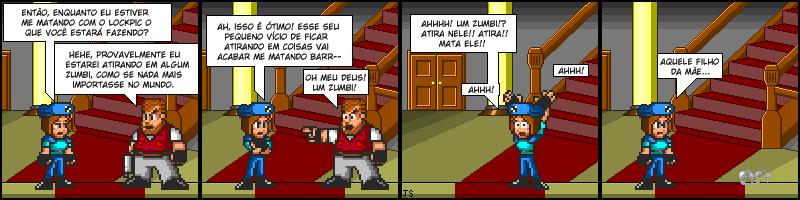 Tirinhas de Resident Evil 058