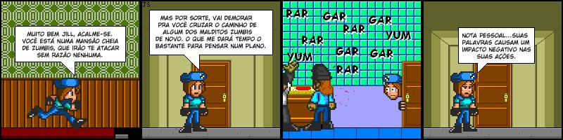 Tirinhas de Resident Evil 059