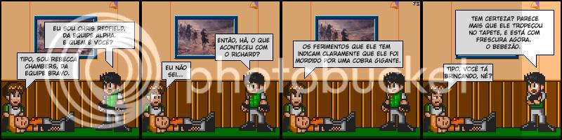 Tirinhas de Resident Evil 067