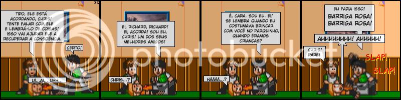 Tirinhas de Resident Evil 068