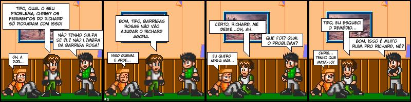 Tirinhas de Resident Evil 069