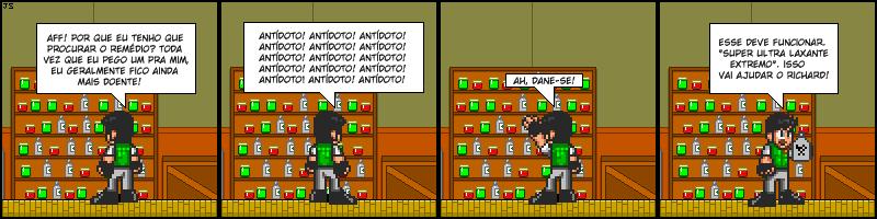Tirinhas de Resident Evil 072