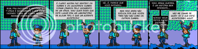 Tirinhas de Resident Evil 079