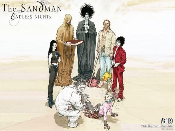 Terra de Ninguém Sandman-endless-night