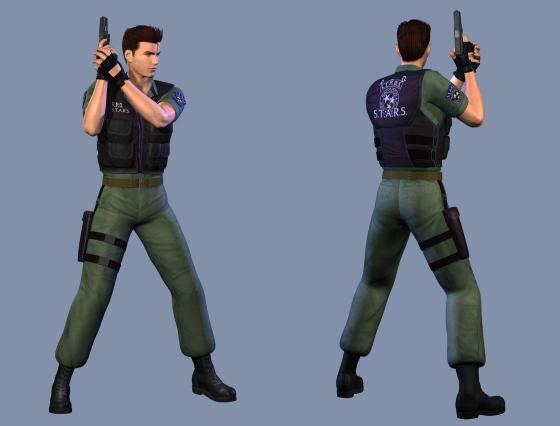 Resident Evil Ultimate - Página 2 Uniforme