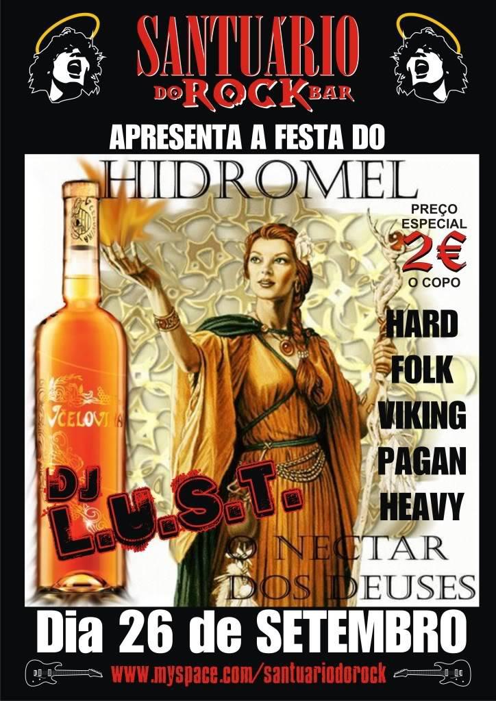 SANTUÁRIO DO ROCK Hidrosant