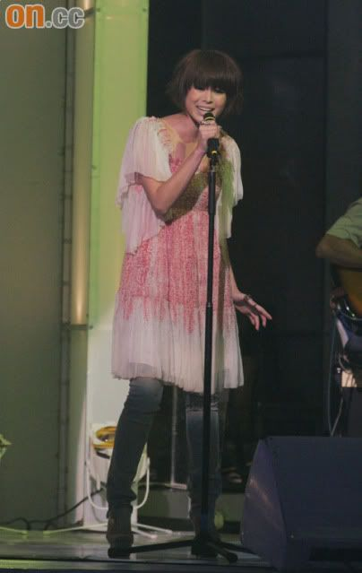 [1 June 2009] Myolie at JSG Show 20090601oncc_01