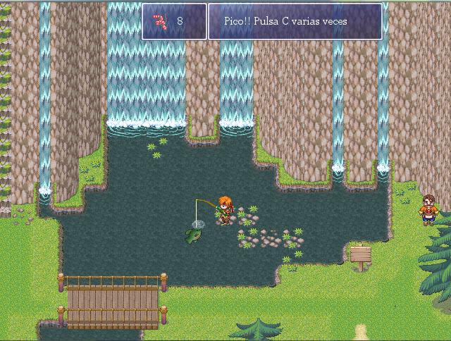 [RPG Maker XP] Script: Pescar en tiempo real. Pezpic1