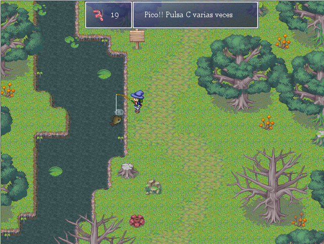 [RPG Maker XP] Script: Pescar en tiempo real. Pezpic3