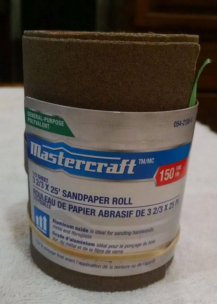 Fret Leveling Bar Roll%20of%20sandpaper_zpsfevamklg