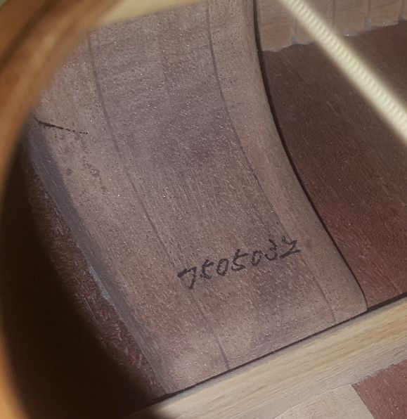 Inquiry about my acoustic westone guitar W-50%20Serial_zpsafxwxywn