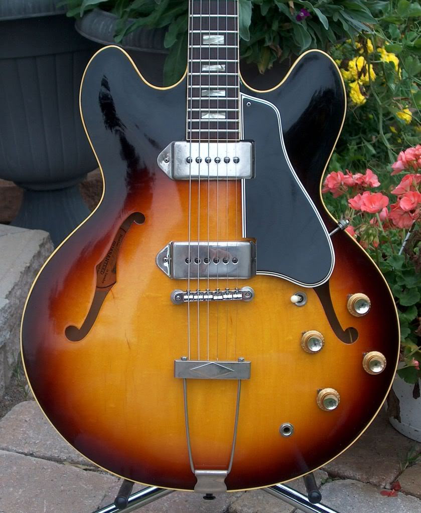 Your rare and cherished instruments!  Of any brand, post your pics! HPIM1732