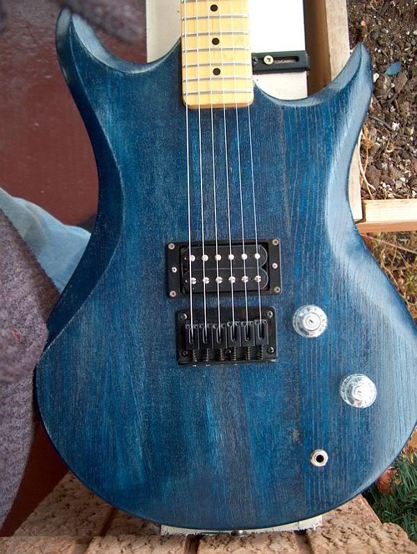 guitar - FOR SALE WESTONE PANTERA X350MA EXTREMELY RARE GUITAR 1987  VantageAvangerAV310-bridgecomplete3