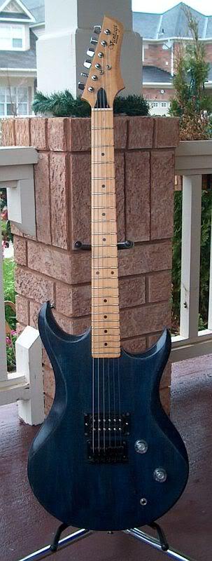 guitar - FOR SALE WESTONE PANTERA X350MA EXTREMELY RARE GUITAR 1987  VantageAvangerAV310-front