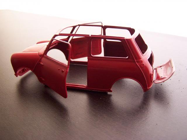 Mini Cooper Group Build Scuderia 24 004