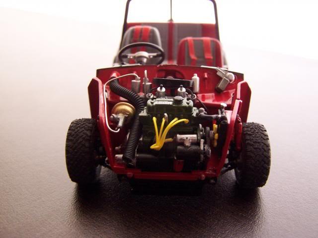 Mini Cooper Group Build Scuderia 24 013