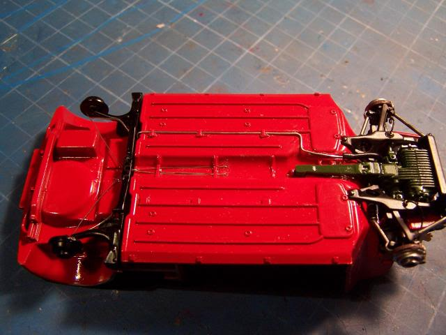 Mini Cooper Group Build Scuderia 24 014-1