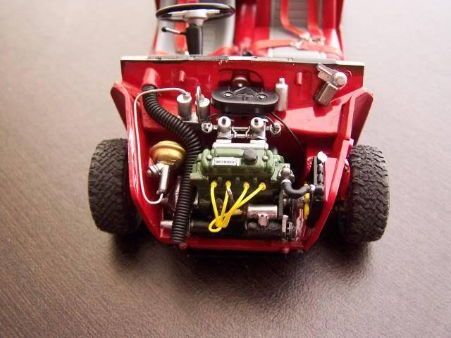 Mini Cooper Group Build Scuderia 24 016-1