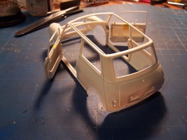 Mini Cooper Group Build Scuderia 24 016