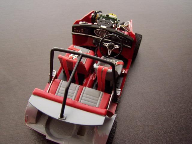 Mini Cooper Group Build Scuderia 24 022-1