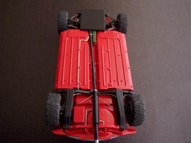 Mini Cooper Group Build Scuderia 24 029