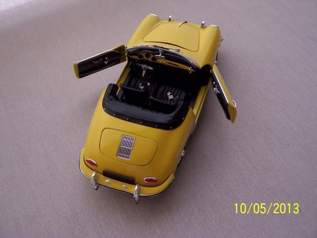 Porsche 356b 1600S Roadster 100_2285