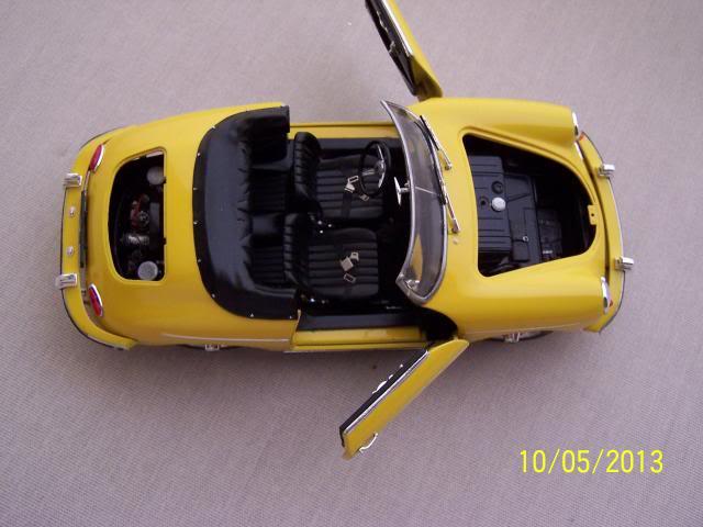 Porsche 356b 1600S Roadster 100_2287