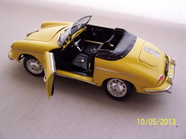 Porsche 356b 1600S Roadster 100_2291