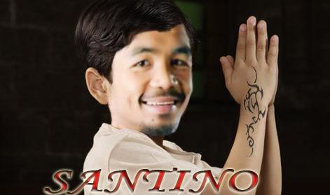 **santiquiao humingi ng tawad kay brow** Santino