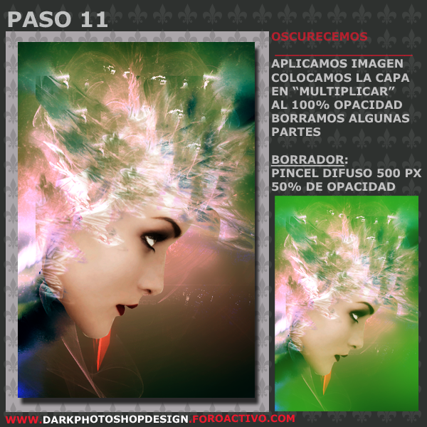 Woman Fusion Tag PASO-11-1