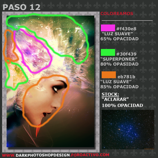 Woman Fusion Tag PASO-12-1
