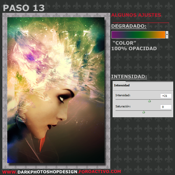 Woman Fusion Tag PASO-13-1