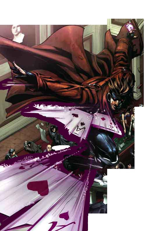 Gambit XmenMavrick
