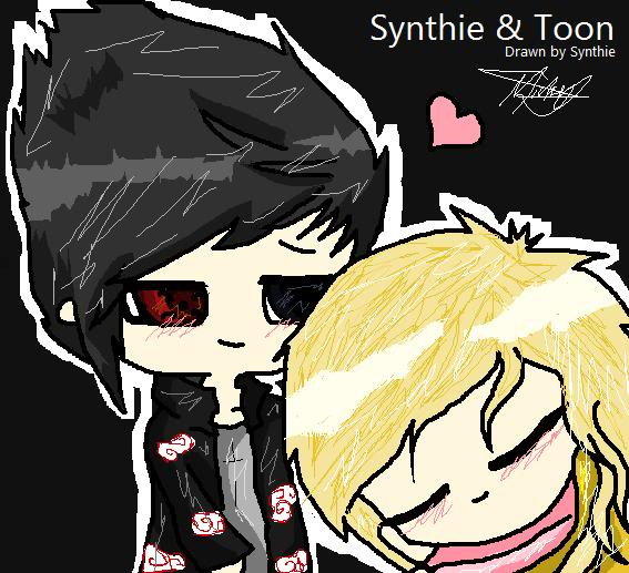 For my boo; Toon. Synteh