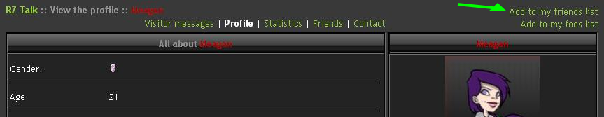 Special Forum Features ScreenShot001