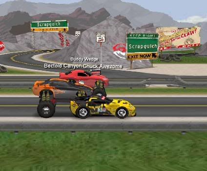 Open Road Drag Race ScreenShot093