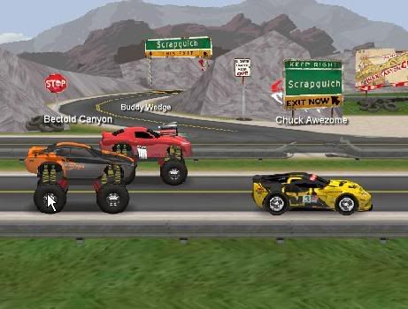 Open Road Drag Race ScreenShot094