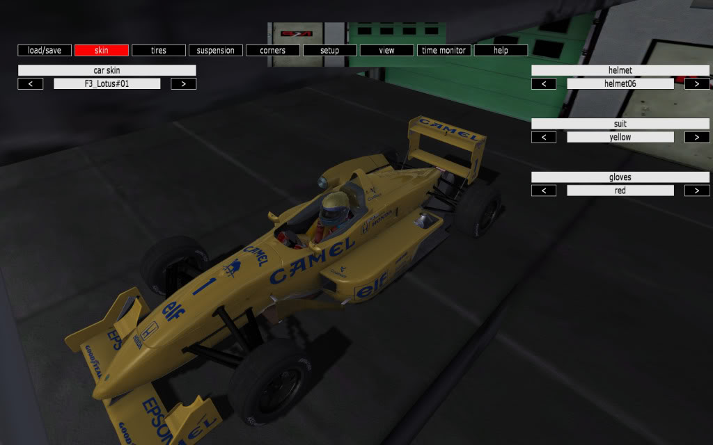 Classical F1 Skin Pack Lotus