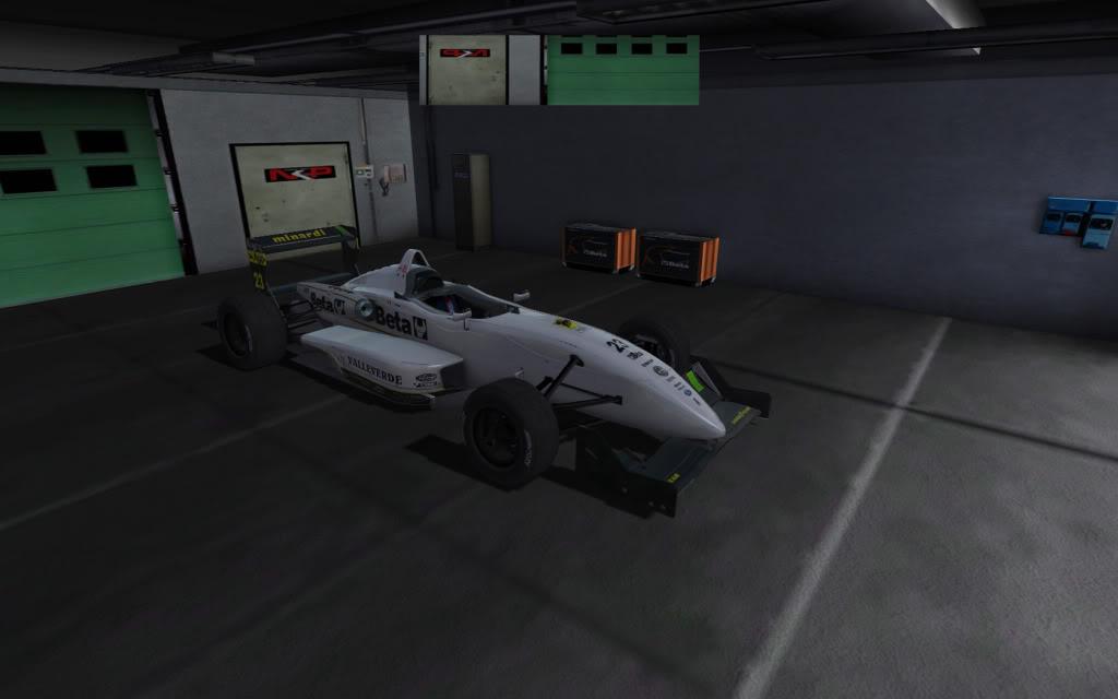 skin - Classical F1 Skin Pack Minardi-1