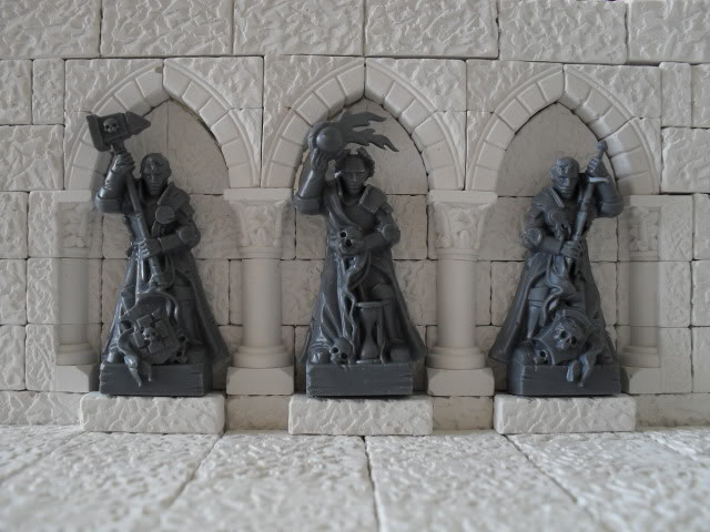 My own little corner of Mordheim... SDC10159