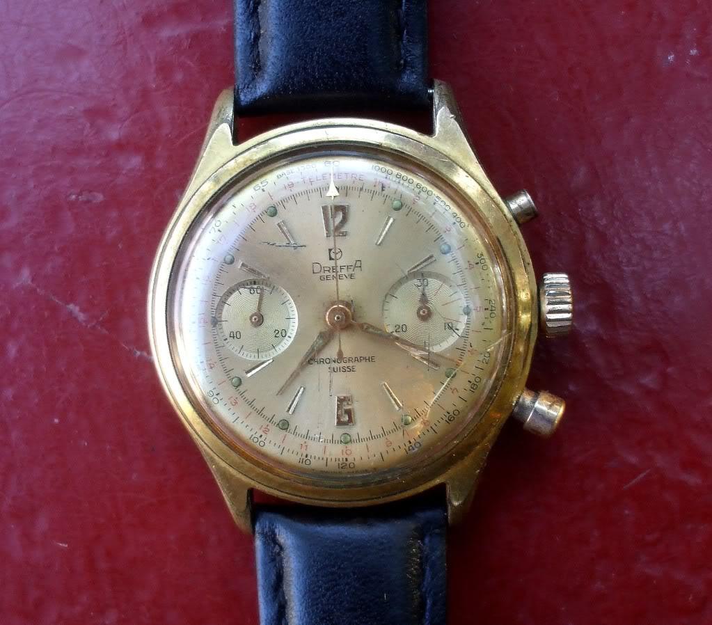 Enicar - Un post qui référence les montres de brocante... tome I Chronodreffacadran