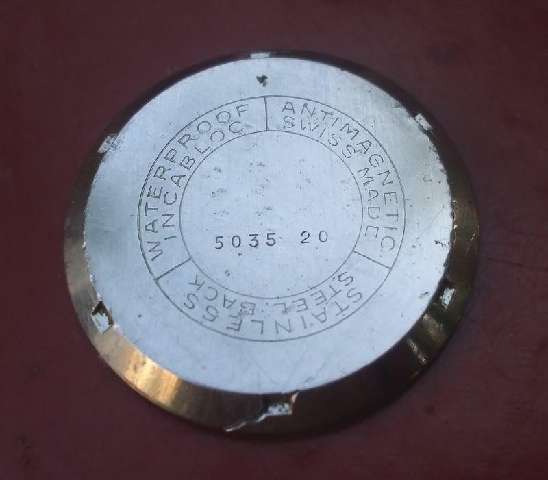Enicar - Un post qui référence les montres de brocante... tome I Chronodreffafond