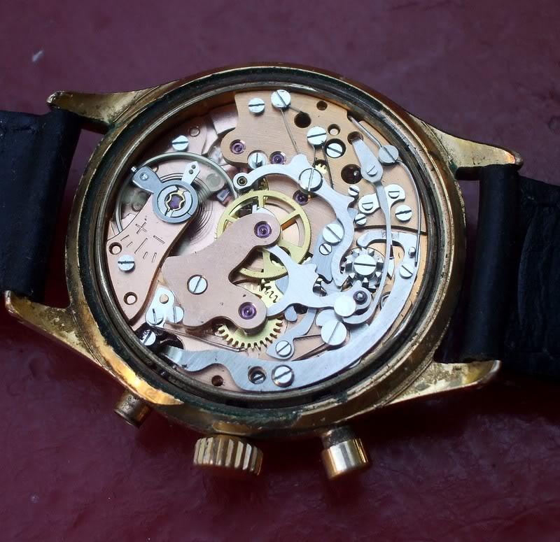 Enicar - Un post qui référence les montres de brocante... tome I Chronodreffamouvement