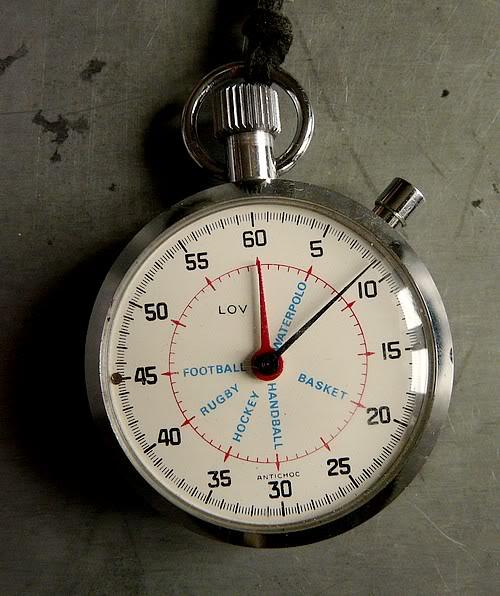 Mes chronographes : revue. CompteurLOV7721