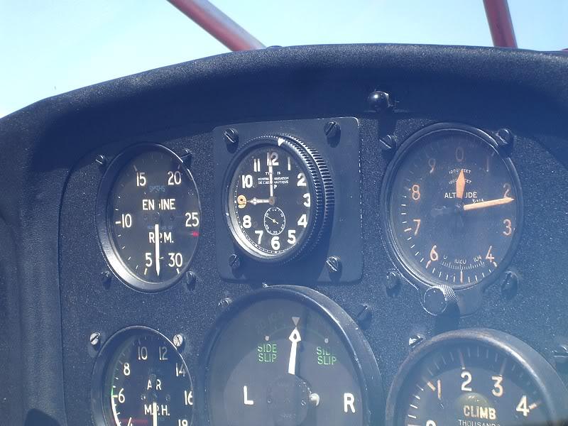 Montres de bord d'avion, sous-marin, tank, voiture, camion, bus ... Lipt15